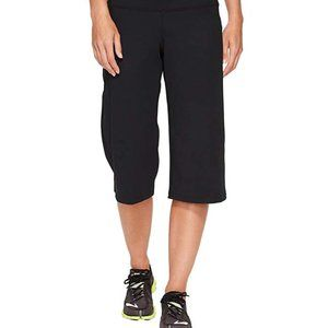 Adidas Relaxed Black Yoga Crop Pant NWOT